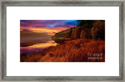 Yesterday Framed Print by Nigel Hatton