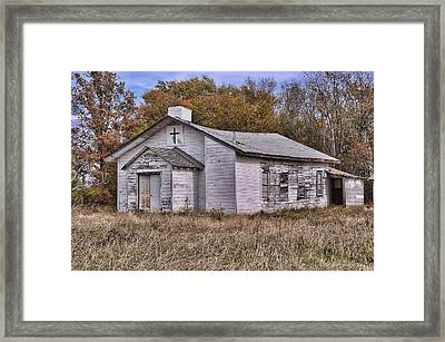 Framed Print featuring the photograph Yesterday by Renee Hardison