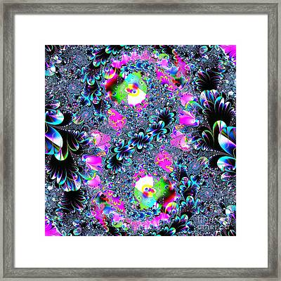Yin And Yang . S8.s8 Framed Print