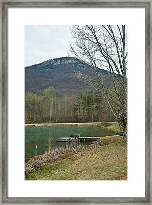 Yonah Mountain 1 Framed Print