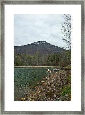 Yonah Mountain 5 Framed Print