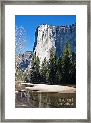 Yosemite Beauty Framed Print