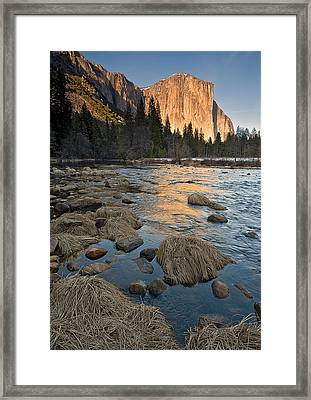 Yosemite  Framed Print by Howard Knauer