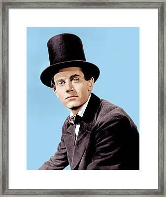 Young Mr. Lincoln, Henry Fonda, 1939 Framed Print by Everett
