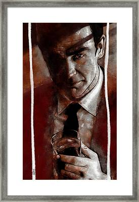 Young Sean Framed Print by Marco Turini