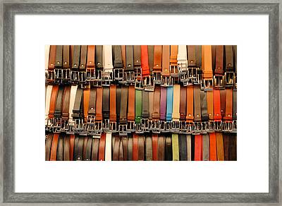 Your Choice Framed Print by