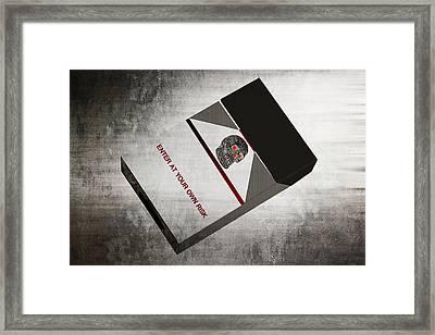 Your Choice Framed Print by Susan Leggett