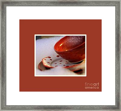 Your Turn Framed Print