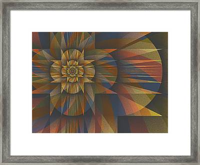 Z Divided By Z Minus 1 Framed Print