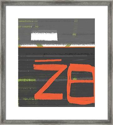 Z8 Framed Print