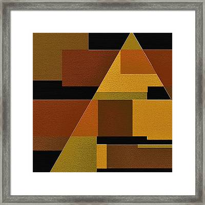 Zeal Framed Print by Ely Arsha
