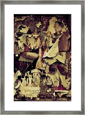 Zeitgeist Framed Print