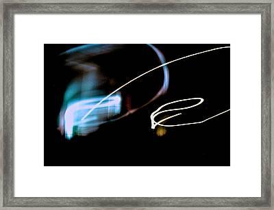 Zen Theory Framed Print