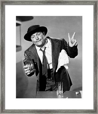 Ziegfeld Follies, Red Skelton, 1946 Framed Print by Everett