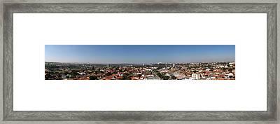 Zona Sul S José Dos Campos Framed Print