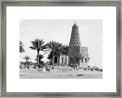 Zumurrud Khatun Tomb Framed Print by Granger