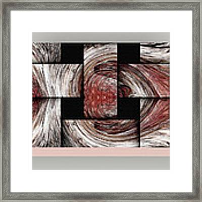 The New Wave Framed Print by Mihaela Stancu