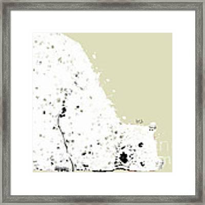 A Bears Life  Framed Print