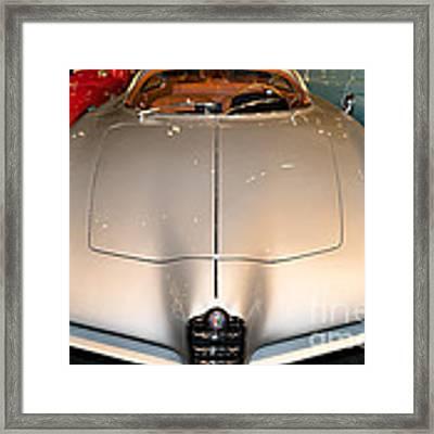 Alfa Romeo Bat 9 Dsc02654 Framed Print by Wingsdomain Art and Photography