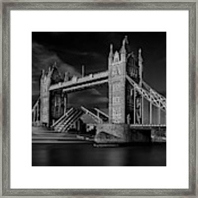 Bridge Framed Print by C.s. Tjandra