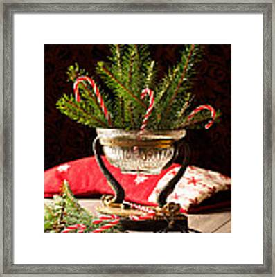 Christmas Decoration Framed Print