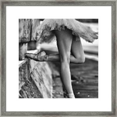 Dancer Framed Print by Michael Groenewald