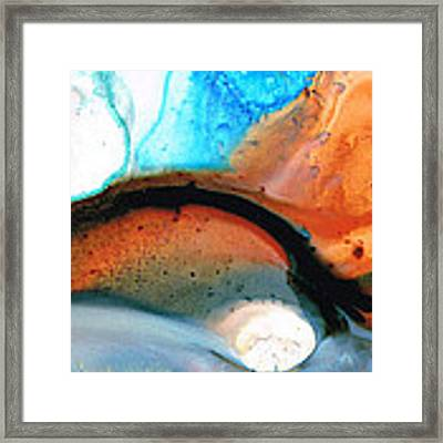 Enchanted Earth Framed Print