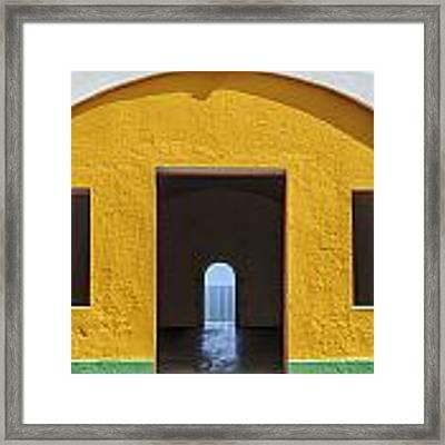 Fort Castillo San Felipe Del Morro Framed Print by Bryan Mullennix