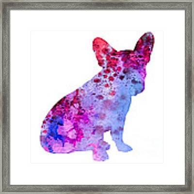 French Bulldog 3 Framed Print