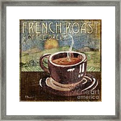 French Roast Framed Print by Paul Brent