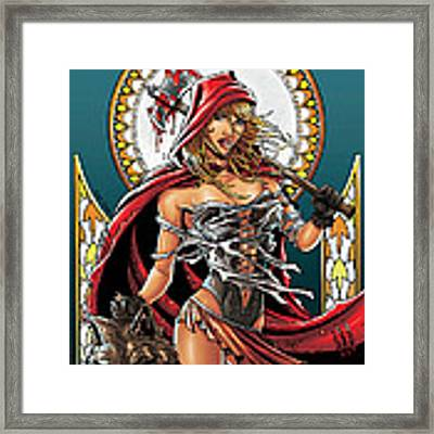 Grimm Fairy Tales 01 Framed Print by Zenescope Entertainment