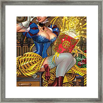 Grimm Fairy Tales 59  Framed Print