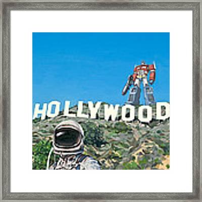 Hollywood Prime Framed Print by Scott Listfield