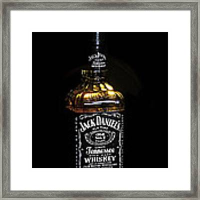 Jack Daniel's Old No. 7 Framed Print by James Sage