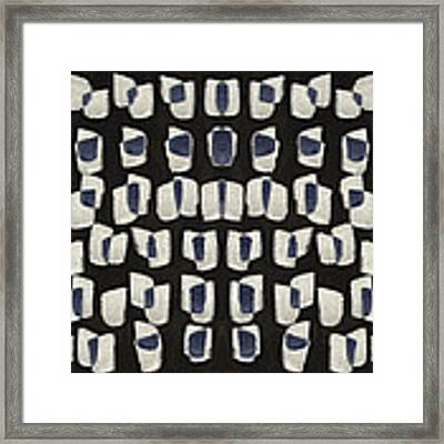 Laura Series Making Marks 545b1 Framed Print