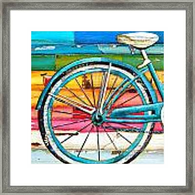 Lifecycles Framed Print