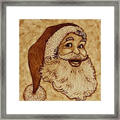 Merry Christmas 2 Framed Print