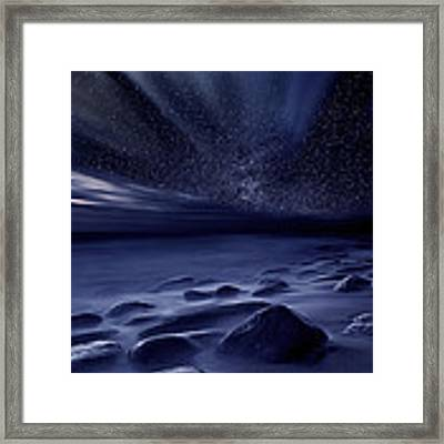 Moonlight Framed Print by Jorge Maia