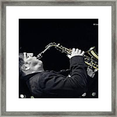 Musical Trip Framed Print by Stwayne Keubrick