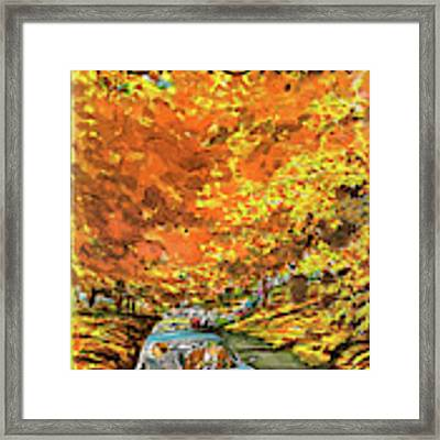 New Yorker October 7th, 1974 Framed Print by Charles Saxon