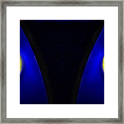 Nightlife Framed Print by Gunter Nezhoda