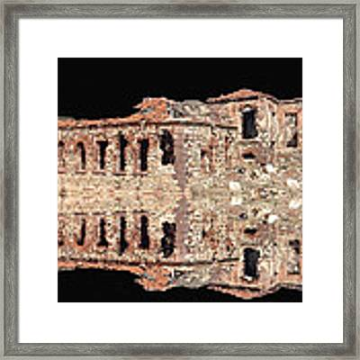 Reflections Framed Print by Eric Kempson