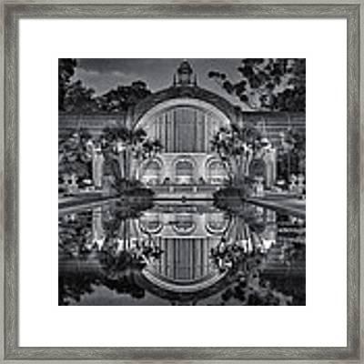 San Diego Botanical Garden Framed Print by Gigi Ebert