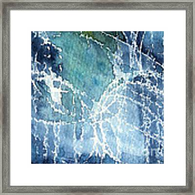 Sea Spray Framed Print