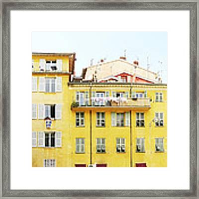 Sunshine House Framed Print by Lupen  Grainne