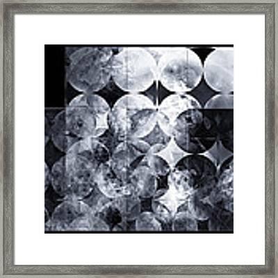 The 13th Dimension Framed Print by Menega Sabidussi