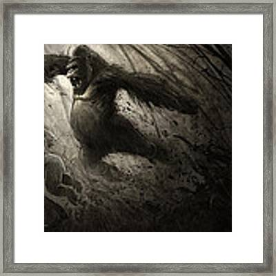 The Ambush Framed Print