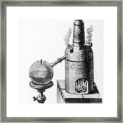 Distillation, Alembic, 18th Century Framed Print by Science Source