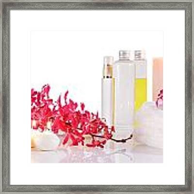 Aromatherapy Framed Print by Atiketta Sangasaeng