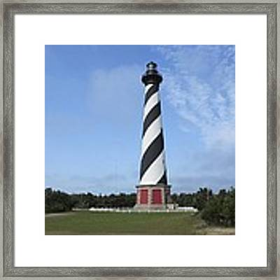 Cape Hatteras Light House Framed Print by Ralph Jones